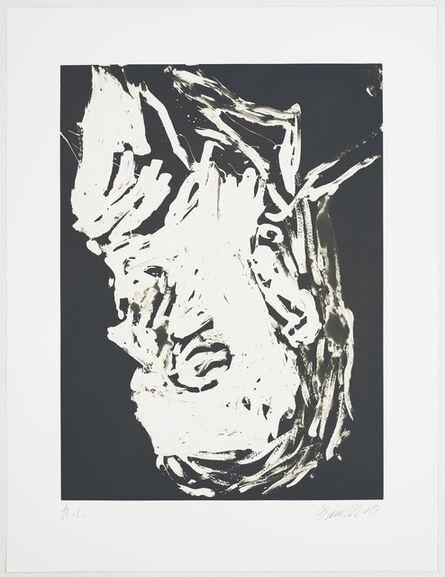 Georg Baselitz, 'Elke II', 2017