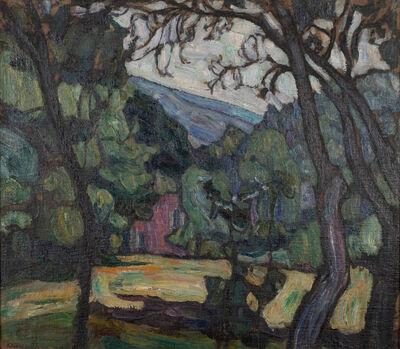 Abraham Manievich, 'Catskill Mountains', ca. 1924