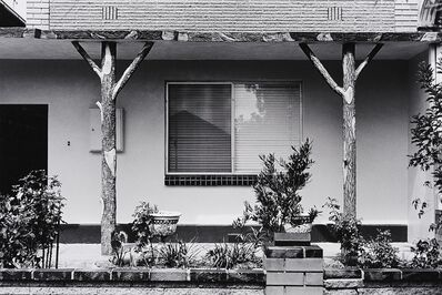Virginia Coventry, 'Customized House-front 3', 1975