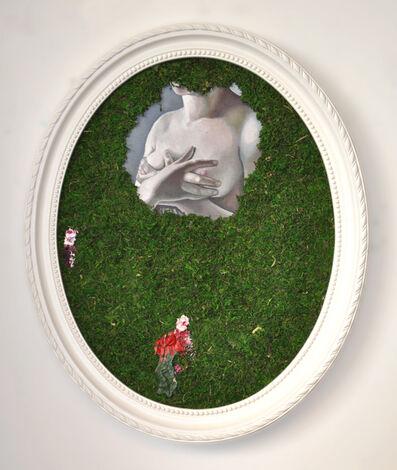 Melissa Furness, 'Manly Moss 5 (Portrait after Guerin)', 2015