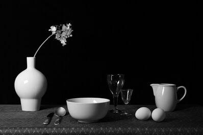 Patricia Lagarde, 'La mesa puesta', April 2020