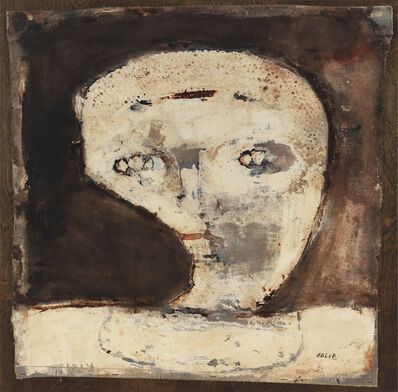 Leon Golub, 'Untitled', ca. 1960