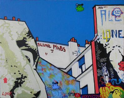 Julia Malinina, 'Graffiti Series. Look. ', 2014