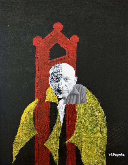 Mesuli Mamba, 'The Throne', 2019