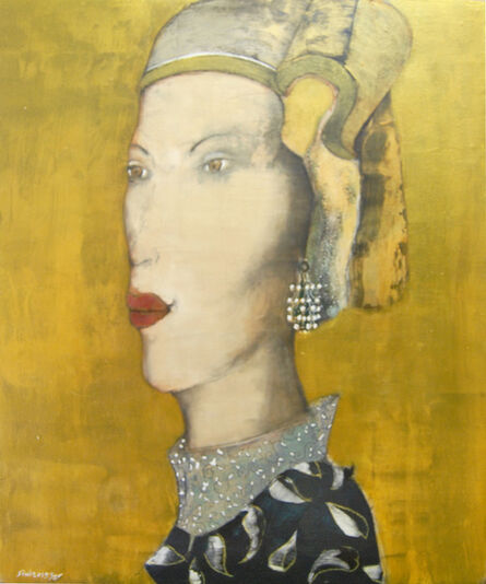 Adel El Siwi, 'Almost Nefertiti ', 2019