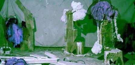 Thibault Hazelzet, 'L'atelier Calais #14', 2014