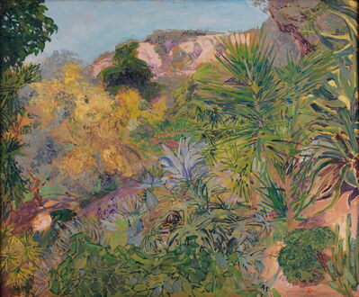 Camille Roche, 'Jardin de la Mortola 3', ca. 1930