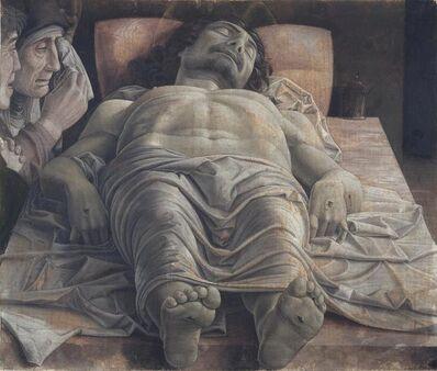 Andrea Mantegna, 'The Dead Christ', ca. 1470-1474