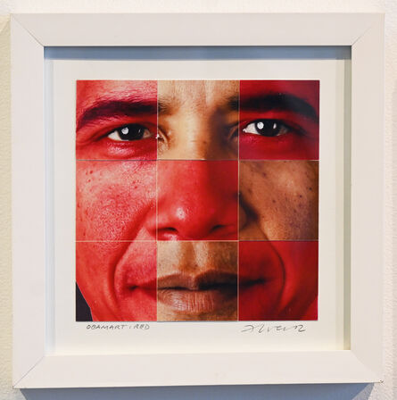 Florence Weisz, 'Obamart: Red', 2009