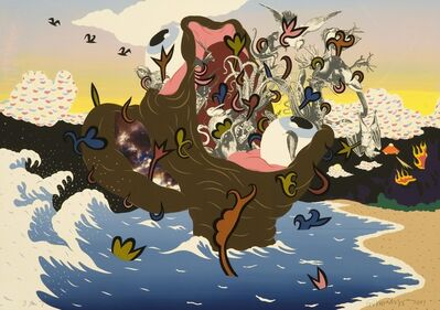 William Villalongo, 'Noah's Ark', 2007