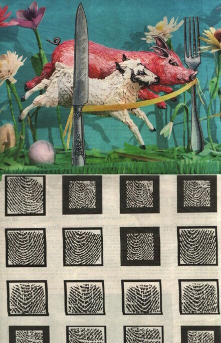 Mark Street, 'Fingerprint of the Lamb', 2017