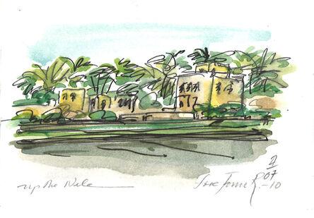 Joyce Rezendes, 'Along the Nile, Postcard 3', 2007