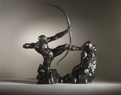 Emile-Antoine Bourdelle, 'Hercules the Archer', 1909