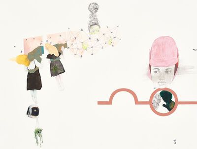 Ruby Onyinyechi Amanze, 'When farewells become fantasies or sweet mundanes', 2015