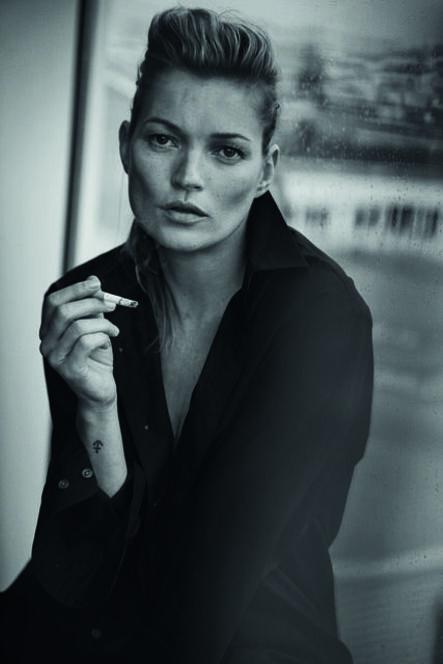 Peter Lindbergh, 'Kate Moss, Paris', 2015