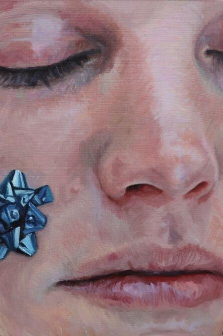 Hilary Swingle, 'Blue Bow', 2020