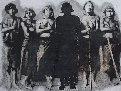 Tomás Ochoa, 'Pecados capitales', 2011