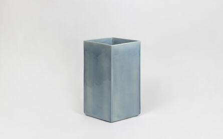 Ronan and Erwan Bouroullec, 'Vase Losange 67 blue', 2017