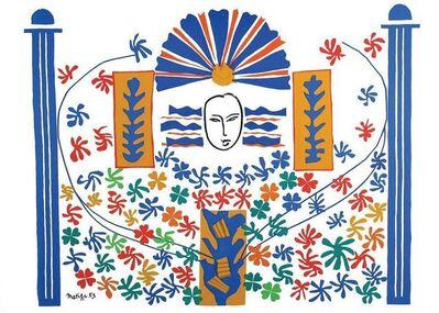Henri Matisse, 'Apollo', 1958