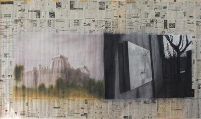 Zhou Tiehai, 'Untitled (Reichstag)', 2001