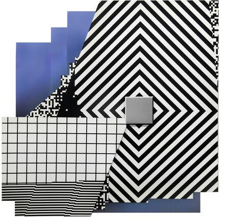 Felipe Pantone, 'W3 Dimensional 2', 2016