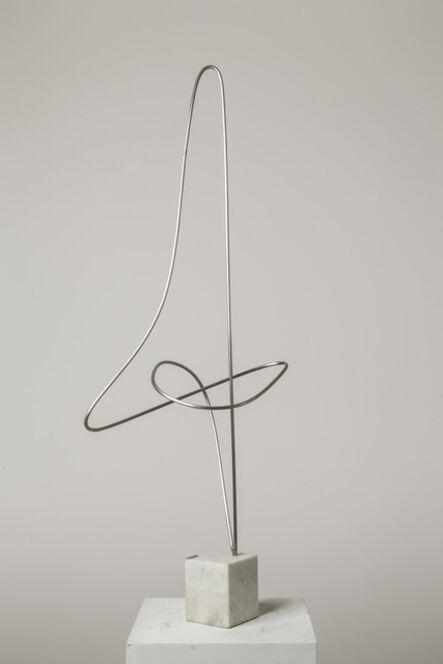 Enio Iommi, 'Línea espacial', 1948