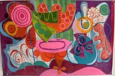 Geraldine Neuwirth, 'Meeting Place', 2021