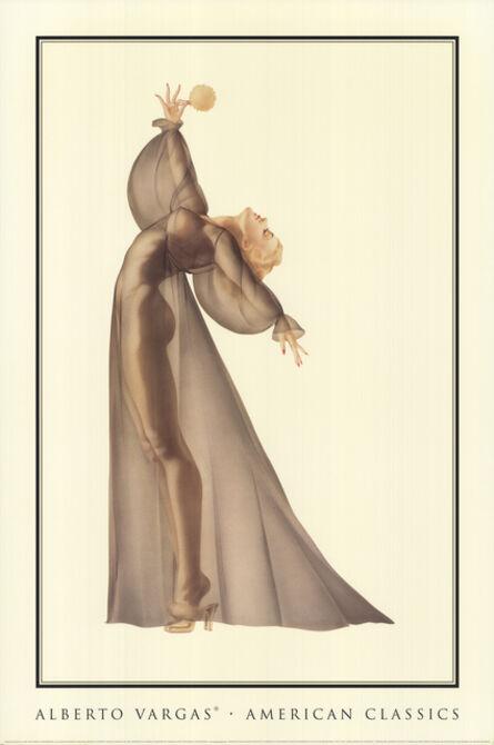 Alberto Vargas, 'Sheer Elegance', 1996