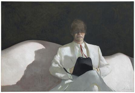 Julio Larraz, 'Armed and Dangerous', 1997