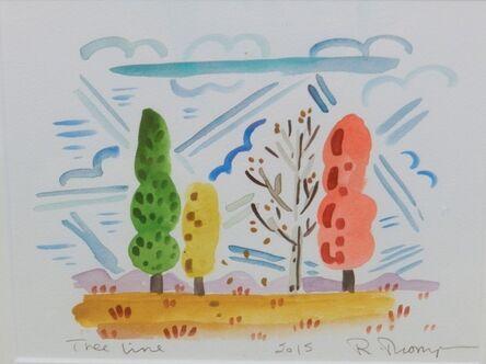 Richard Thompson, 'Tree Line ', 2015