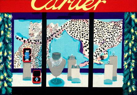Stella Ebner, 'Cartier Christmas Window', 2014