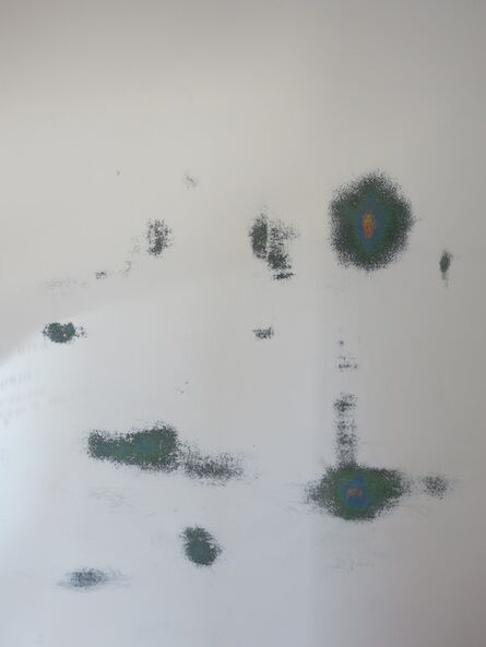 Sol Pipkin, 'El fondo de la pared ', 2016