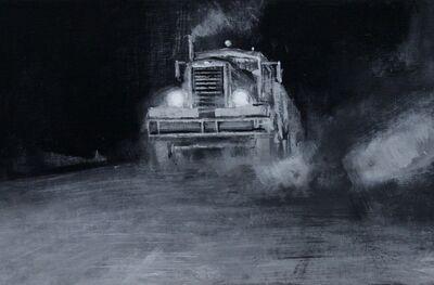 Alexey Alpatov, 'Night Road #8', 2018