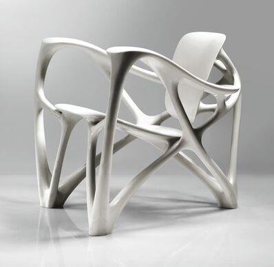"Joris Laarman, '""Bone"" Armchair', 2007"