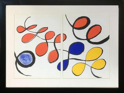 Alexander Calder, 'Untitled 3', 1971