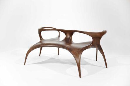 Zaha Hadid, 'Three Seat Bench 'UltraStellar' ', 2016