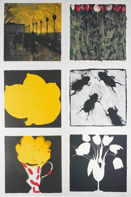 Donald Sultan, 'Visual Poetics', 1998