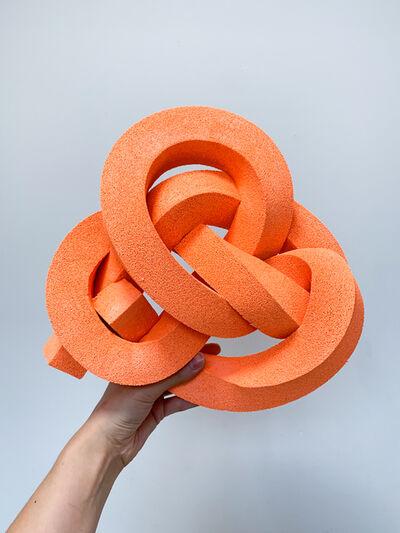 Emily Stollery, 'Untitled (Neon Orange)', 2020