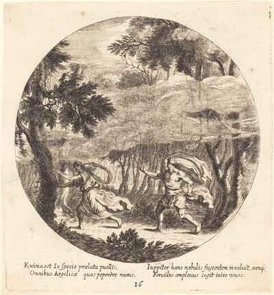 Georg Andreas Wolfgang, the Elder, 'Jupiter and Io', 1665
