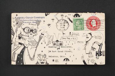 Takanao Kaneko, 'Time in the Envelope 1938', 2014