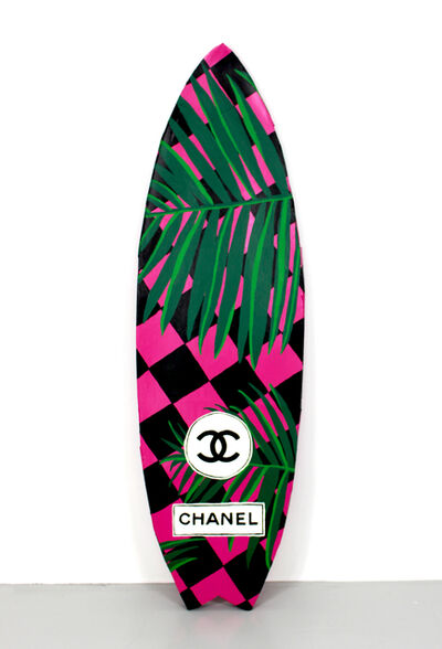 Libby Black, 'Chanel Surfboard', 2018