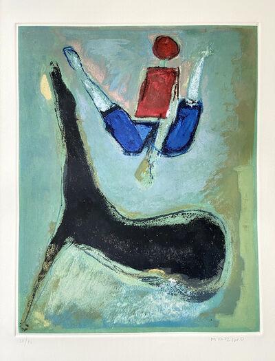 Marino Marini, 'Marino from Shakespeare II, Plate III', 1978