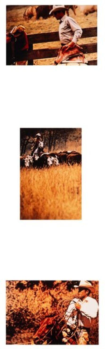 Richard Prince, 'Cowboys and Girlfriends', 1992