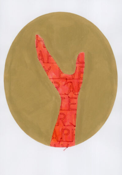 Gwen Shockey, 'Happy Ending, 5', 2014
