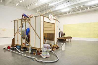 """'Installation view, """"NYC 1993: Experimental Jet Set, Trash and No Star""""', 2013"""