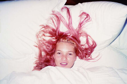 Juergen Teller, 'Young Pink Kate', 1998