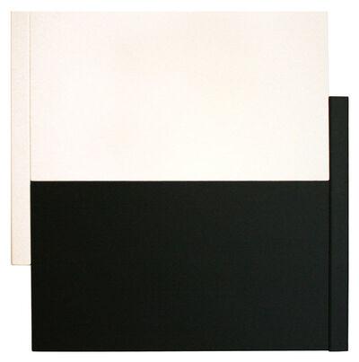 Scot Heywood, 'Shift White/Black'