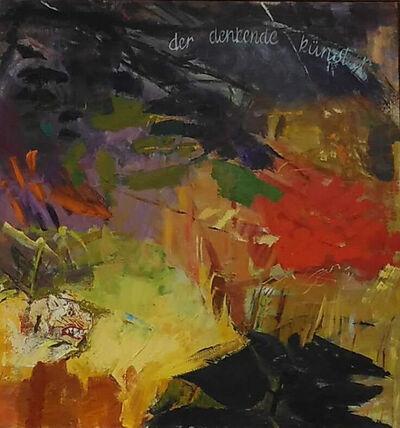 Sheng Tianhong, 'Rousseau's Forest', 2017