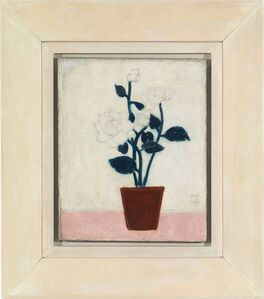 Sanyu, 'White Roses', ca. 1930