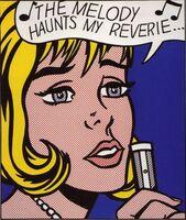 Roy Lichtenstein, 'Reverie', 1965